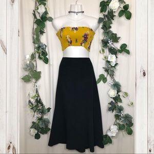 Studio 1940 Black Skirt!